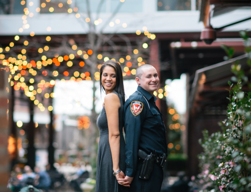 Carina and Josh's Engagement :: Durham, North Carolina