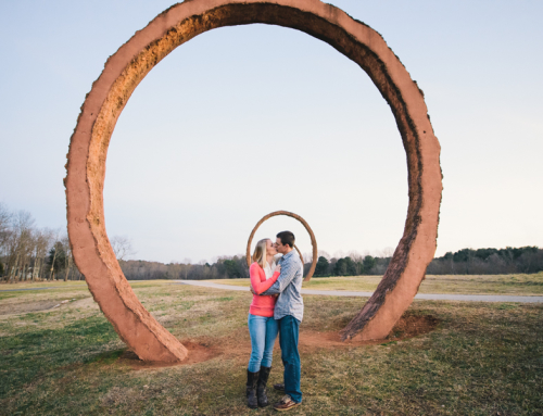 Cliff and Hannah's Engagement :: Raleigh, North Carolina